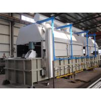 China Steel Wire Heat Treatment Furnaces , Vacuum Patenting Furnace on sale