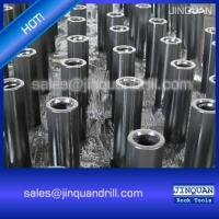 High quality durable T38 threaded drill steel rod coupling sleeve 190mm length Manufactures