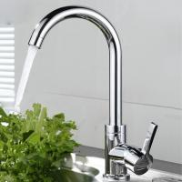 High Precision Single Hole Bathroom Faucet Easy To Installation Manufactures