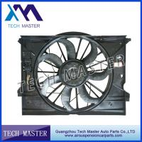 China Radiator Condenser Automotive Cooling Fans Mercedes W211 Electric Fans For Cars on sale