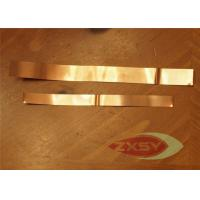 Quality C27000 Alloy Of Copper Brass Strip Wire For Electron Component for sale