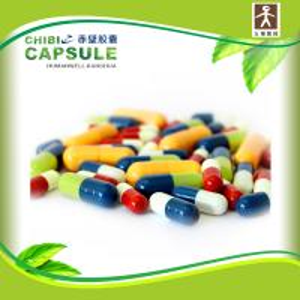 China different sizes of bulk gelatin empty capsule on sale