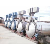 Industrial Pressure Wood Autoclave Equipment For Rubber Vulcanization , Φ2m Manufactures