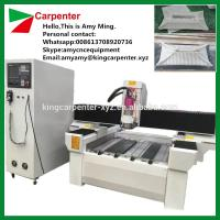 Quality Carpenter stone cutting machine KC8090 cnc router machine for wood and stone working for sale