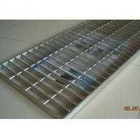 Quality Walkway Stainless Steel Open Mesh FlooringTwisted Bar Anti Corrosive for sale