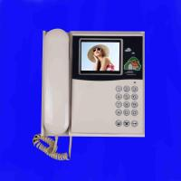 4 Inch Color Video Door Phone Screen Can Connect CCTV Camera Manufactures
