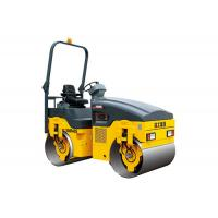 Hydraulic Double Drum Vibratory Road Maintenance Machinery Hand Roller XMR-Series XMR40S Manufactures