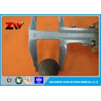 20MM-150MM Hot Rolling grinding media steel balls for Gold and Copper Mining Manufactures
