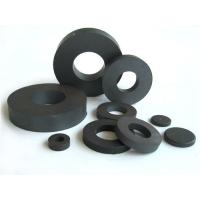 Quality Good Performance Ferrite Ring Magnet Y30BH Y33 Standard For Cleaning Machines for sale