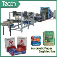 Cement and Chemical Paper Bag Making Machine Moisture Protection PP Inliners Manufactures
