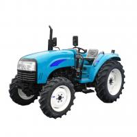DQ1304 4WD Agricultural Farm Tractor Trailer Wheel Tractor With Diesel Engine Manufactures