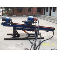Anchor Holes Skid Mounted Drilling Rig For Water Power Station Manufactures