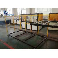China PVC Surface Plastic Sheet Extrusion Machine , WPC Foamed Board Machine on sale