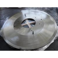 MnV 45Mn2V steel hollow ground hot cut saw blade above 750 C for cut beam, angle and channel Manufactures