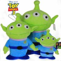 Cute Disney Pixar Toy Story Alien Toys Cartoon Plush Toys For Boys Manufactures