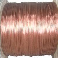 China Copper-clad Steel Strand Wire with 30 to 40% Conductivity and 500 to 950MPa Breaking Load on sale