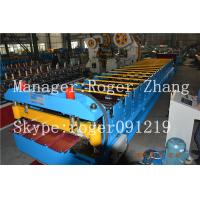 Galvanized Board Roof Panel Roll Forming Machine Automatic Control System