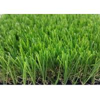 China High Temperature Resistant Artificial Grass Landscaping / Synthetic Grass Lawn on sale