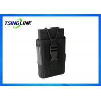 Police Portable Video Camera / Network Video Recorder Large Capacity Lithium Lattery Manufactures