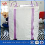 1 Ton Plastic Big Bag/ Super Sacks,plastic big bag with open top and discharge spout Manufactures