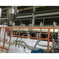 100% Degradable PLA Sheet Parallel Twin Screw Extrusion Machine Manufactures