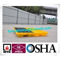 Oil Tank Storage HDPE Drum Spill Containment Deck, Spill Deck for 220L Oil Drum Manufactures