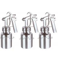 Quality 750cc screw cup Low Pressure Spray Gun air spray painting equipment 45PSI for sale