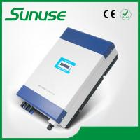 China High Efficiency 230V pure sine wave power inverter 5kw With Mppt Controller on sale