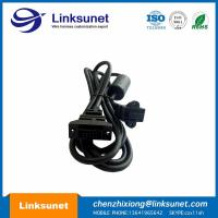 DC3 12P Round Filters Injector Wiring Harness Customized Plastic Wire Harness Manufactures