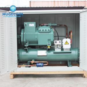 Freezer refrigeration compressor condensing unit for sale Manufactures