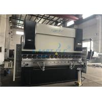 China High Speed CNC Press Brake For Stainless Steel , Folding And Bending Machine For 6mm on sale