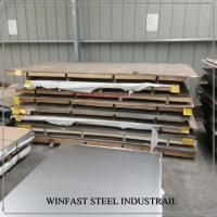 POSCO Cold Rolled 409L/409 Stainless Steel Sheet / Coils 0.5 - 3.0 2B 2D SS Sheet Manufactures