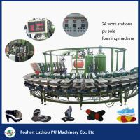Rotary PU sole Machine Manufactures