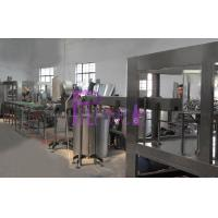 Roller Type PET Bottle Sorting Machine For Carbonated Soft Drink / Juice Manufactures