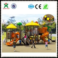 China Supplier Used Outdoor Kids Playgrounds for Kids QX-007A Manufactures