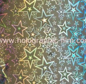 China Bopp Holographic film wholesale