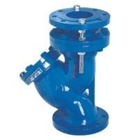 Ductile Iron GGG40 Adjustable Water Meter Strainer With Extension Pipe For Wafer Manufactures