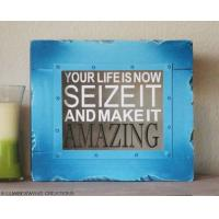 Positive Quote Sign Inspirational Wall Sign Sayings on Wood Sign Home decor Wall Art Manufactures