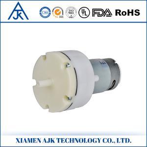 8LPM Miniature Diaphragm Pump DC Electric Air Compressor Pump Manufactures