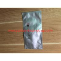 Bronzing White Aluminium Foil Bag For Vanilla ,  Seeds ,  Coffee And Powder Manufactures