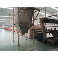Durable Bitumen Commercial Carpet Tiles Back Coating Machine Hign Efficiency Manufactures