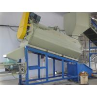Durable Plastic Bottle Crushing Machine , Waste PET Bottle Recycling Equipment Manufactures