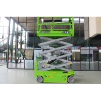 China JESH Self Propelled Scissor Lift Table 8m Height With Drive Speed 32/42 Sec on sale