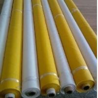 white color polyester screen printing mesh supplier in china Manufactures