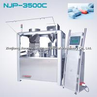 China Fully Automatic Capsule Filling Machine NJP-3500C , Hard Gelatin Capsule Filling Machine,Powder capsule filling machines on sale