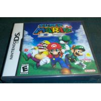 Super Mario 64 ds game for DS/DSI/DSXL/3DS Game Console