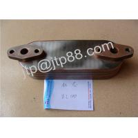 EL100 EC100 Cast Iron Oil Cooler Core For Hino Truck High Performance Manufactures
