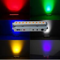 9x18w Uv 6 In1 Led Stage Light Battery Powered Led Par Cans 6CH/10CH Manufactures