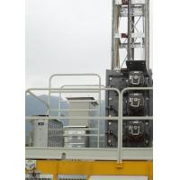 SC320/320 Construction Site Lift Rack And Pinion Type With Full Set Safety Facilities for sale