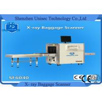 Buy cheap 6040 High Resolution X Ray Security Baggage Scanner Checked Detector Machine Uniqscan manufacturer from wholesalers